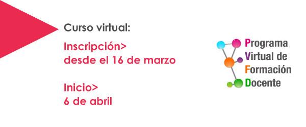INSCRIPCIÓN ABIERTA #PVFD2016#SPIntegra2.0 Los invitamos a participar del curso virtual La solución de problemas con Integra2.0, la segunda propuesta del Programa Virtual de Formación Docente […]