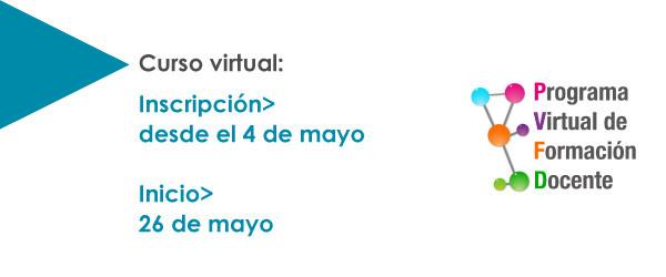INSCRIPCIÓN ABIERTA #PVFD2016 #ETIEV Los invitamos a participar del curso virtual Estrategias de tutoría para la interacción en entornos virtuales, la últimapropuesta del primer semestre […]