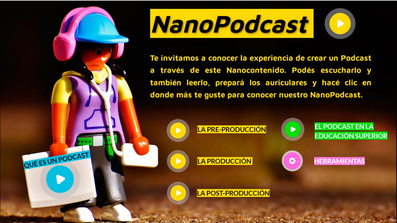 nano-pods